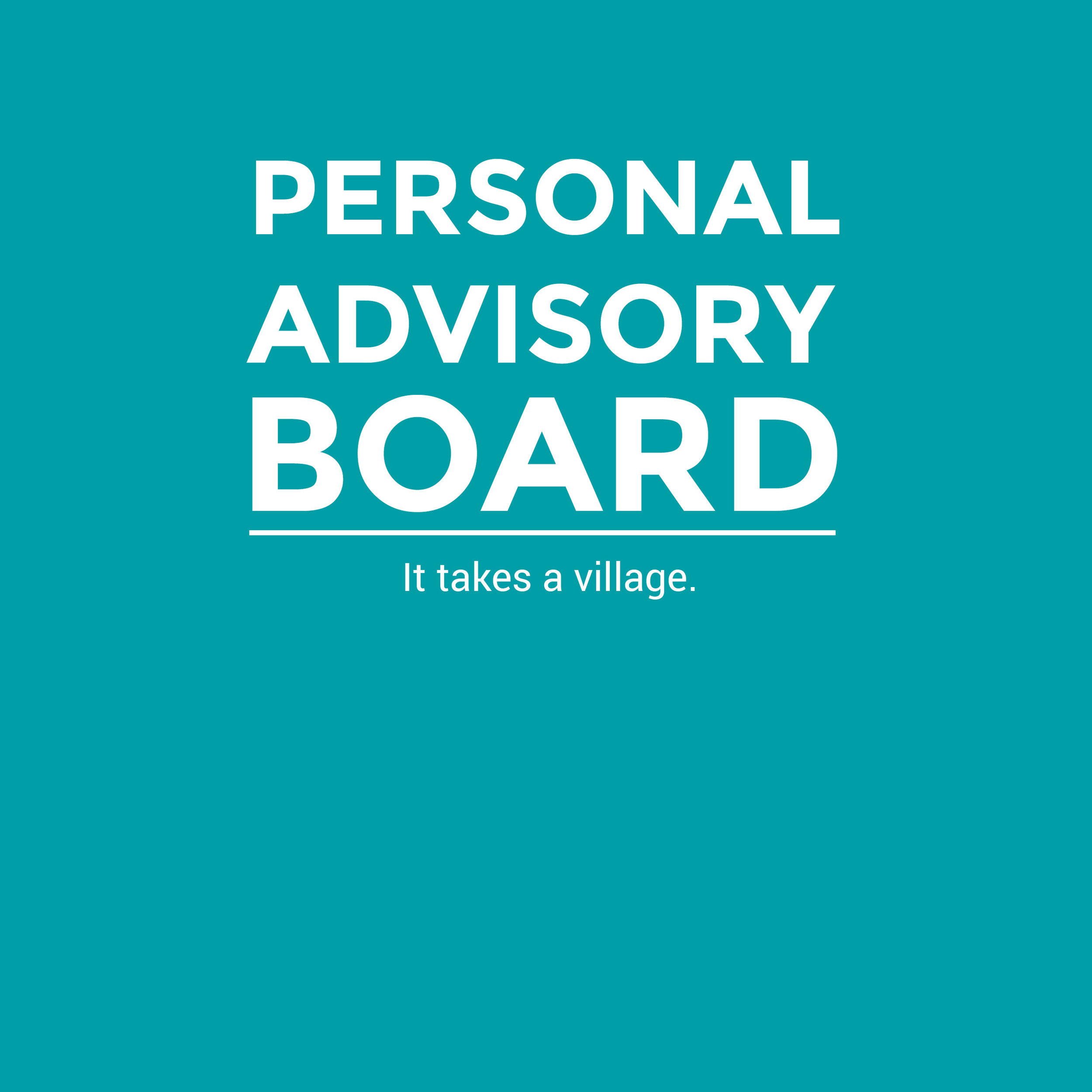 This session was created to help you integrate your network into your personal growth.Find out how a Personal Advisory Board can support you in your career, how to select people for your board, how to develop a plan to activate your board and finally how to keep your board people engaged. Click  here to start