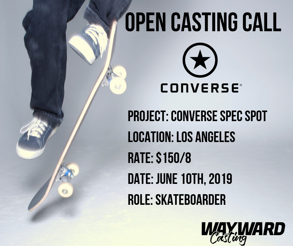 Open Casting Call converse.png