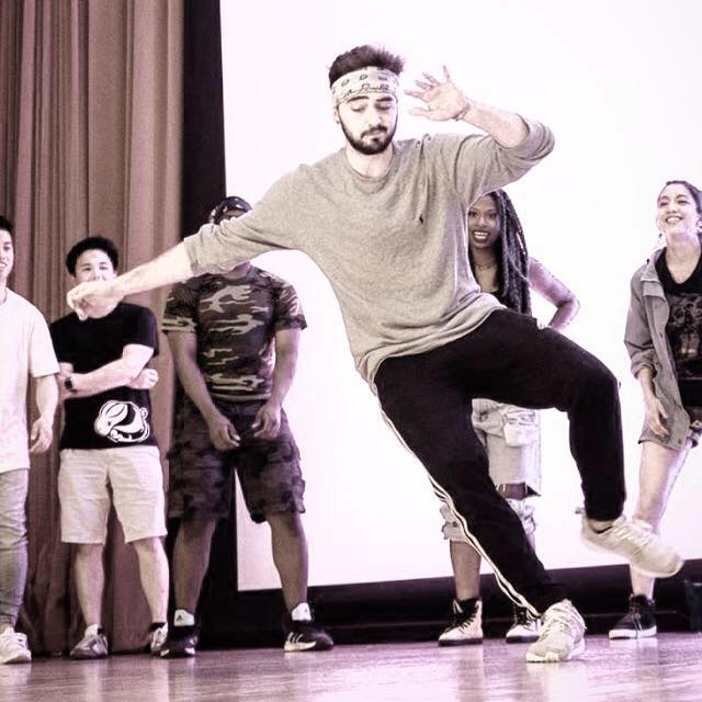 fun facts - I'm originally from the Bay Area of California.I love social dance. I practice house and popping.I enjoy teaching and mentoring students.I enjoy visual design and writing, having published in University outlets, Medium, and Dribble.