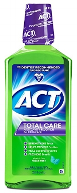 You need to use a fluoridated toothpaste that has the ADA seal of approval.