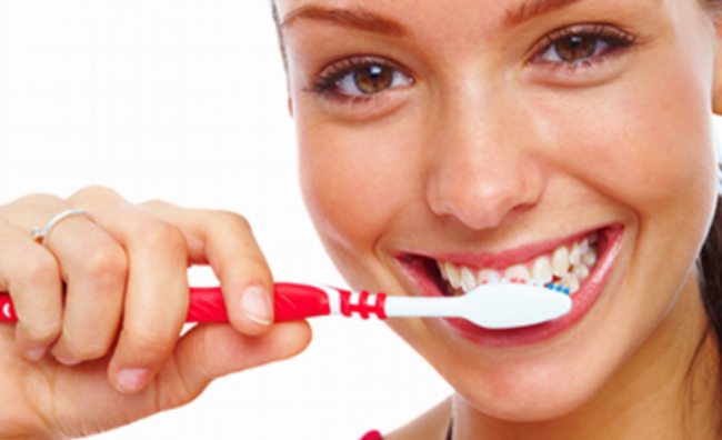 If plaque is not removed from teeth and from around braces, patients run the risk of developing gum disease, cavities and bad breath
