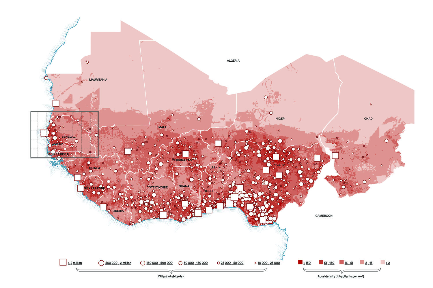 Capital Centres in Rural Africa — Network of Research & Architecture