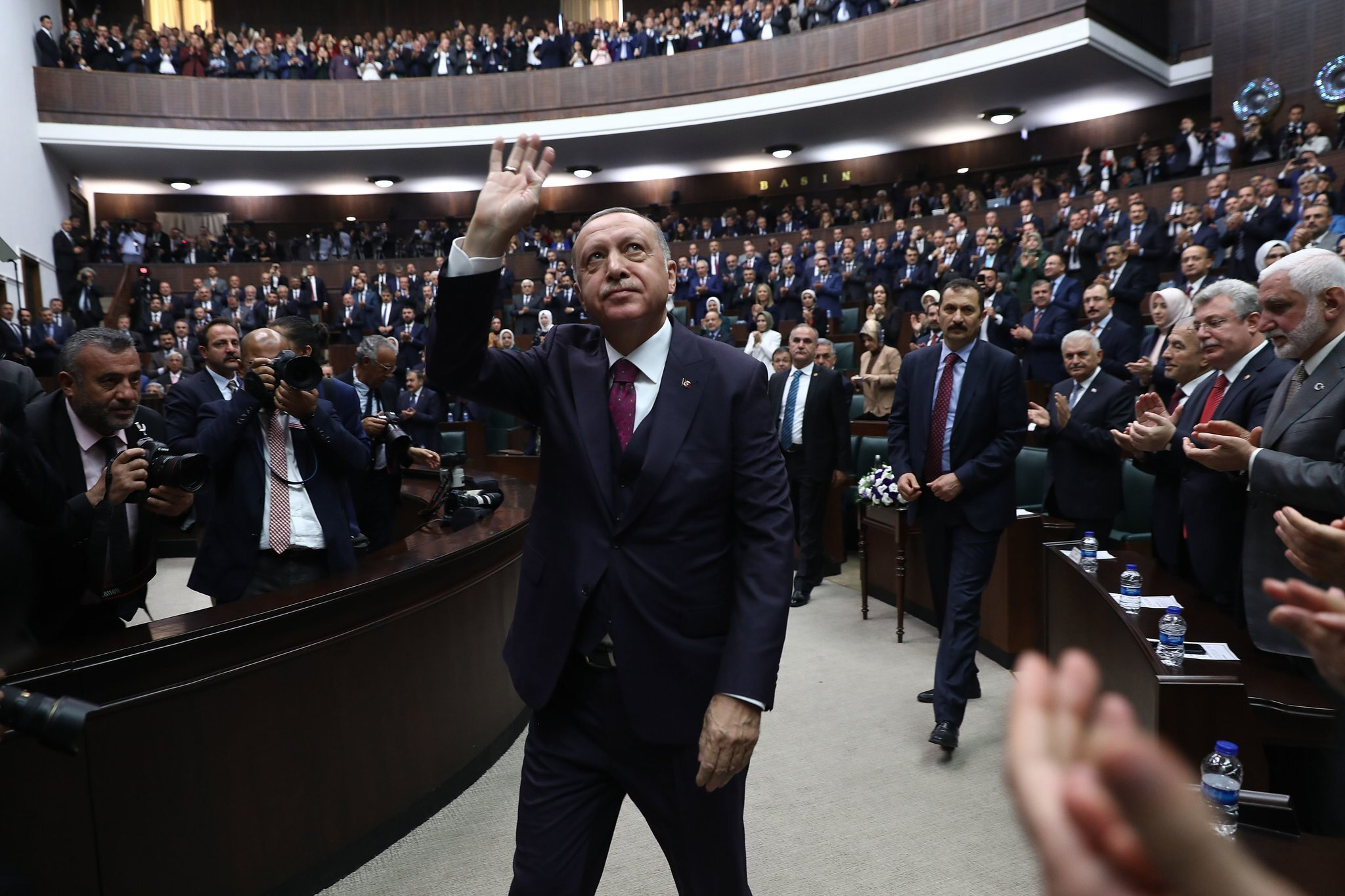 Erdogan's Dismissive Retort on Armenian Genocide Shows How Low U.S. Ties Have Sunk - I spoke to The New York Times about the House's decision to recognize the Armenian Genocide and whether it would further deteriorate U.S.-Turkey relations.(October 2019)Read more here.