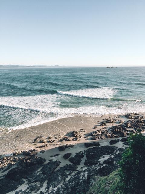 Byron Bay, NSW - February 2018