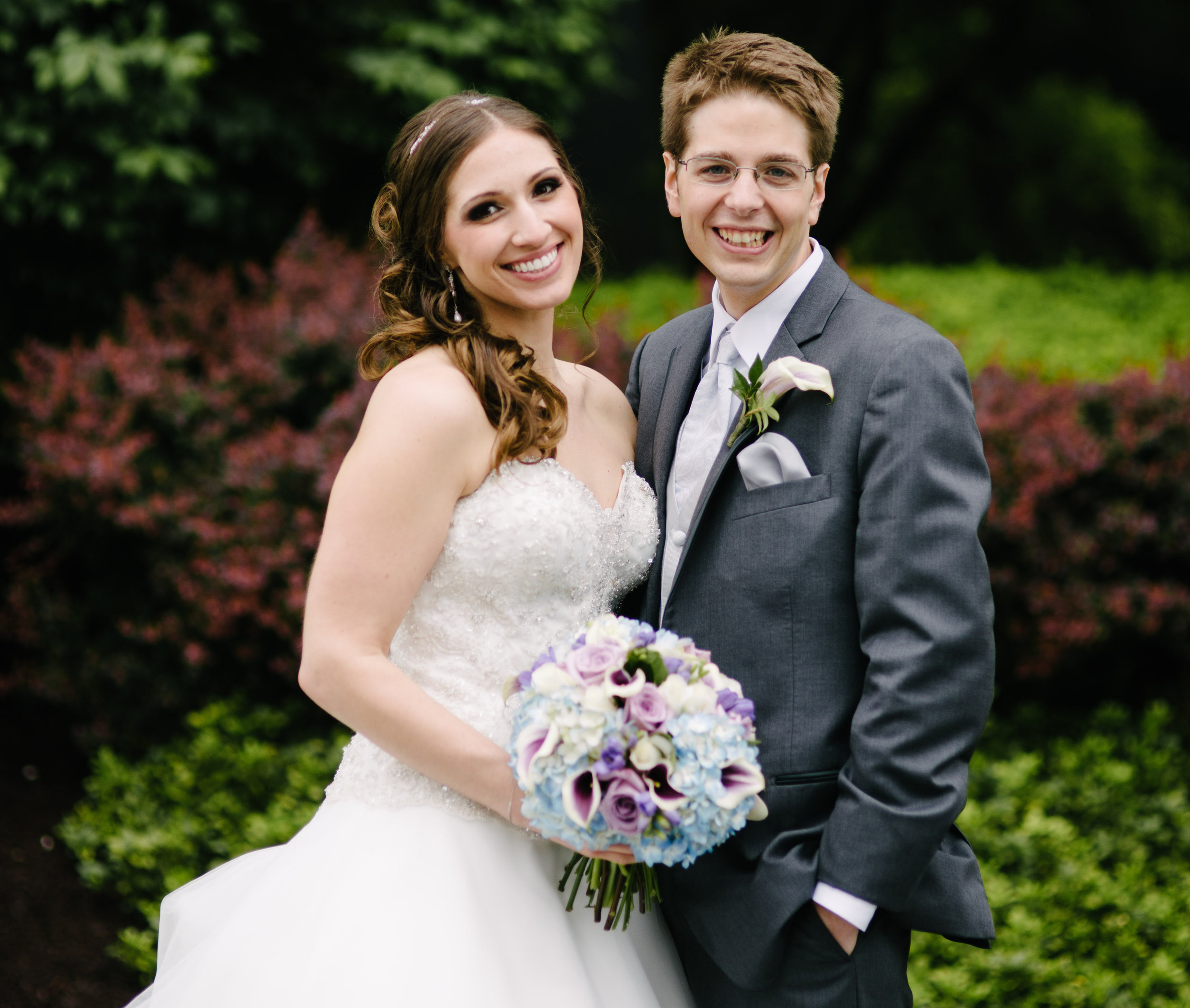 "We're Katelyn & Alex - A husband-and-wife planning duo who live to celebrate moments big and small! So much so, that we dedicate most of our free time to creating special memories for amazing ""nearly newlyweds"" all over Washington, DC, Virginia & Maryland."