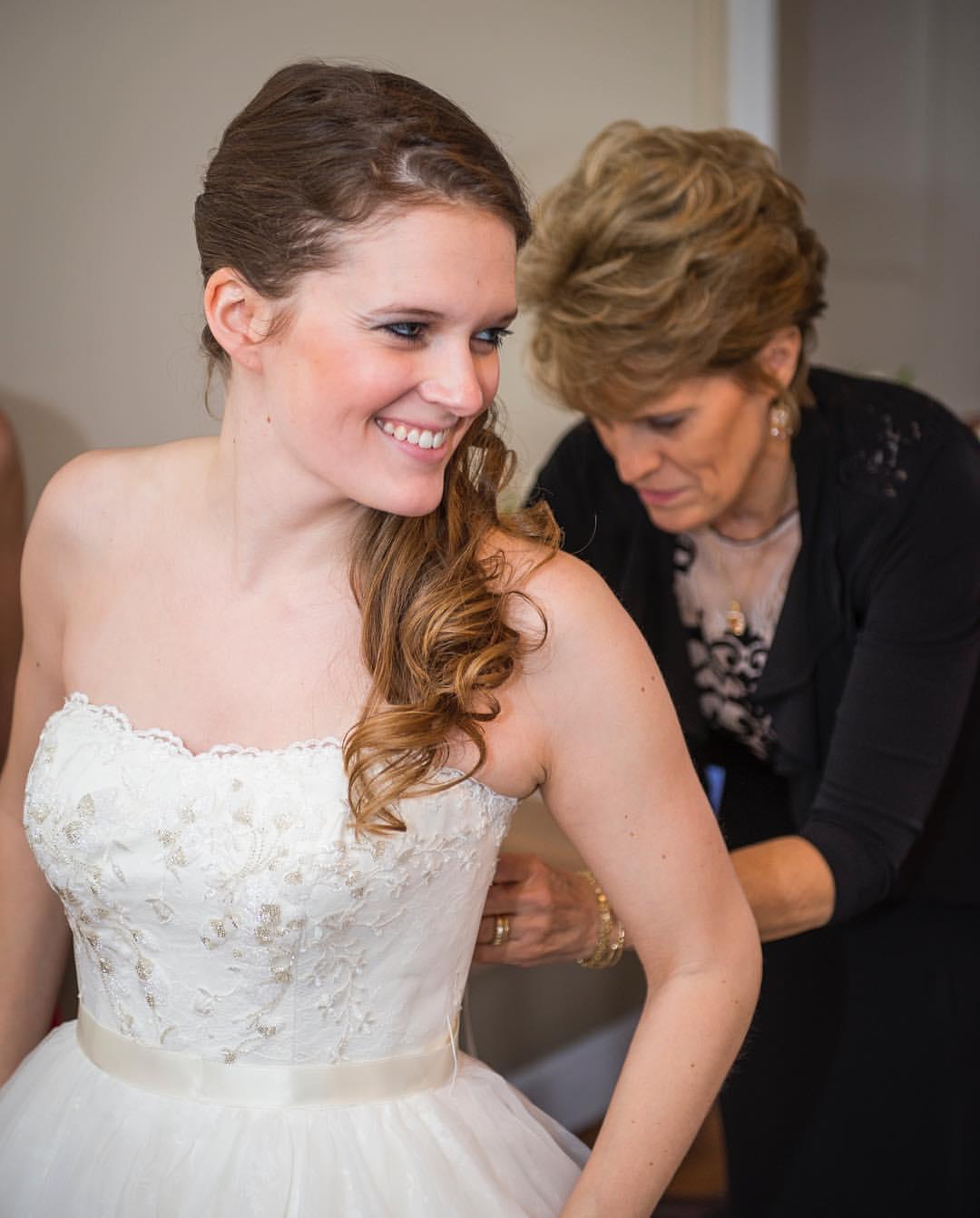 Bridal portrait // The Miner Details weddings
