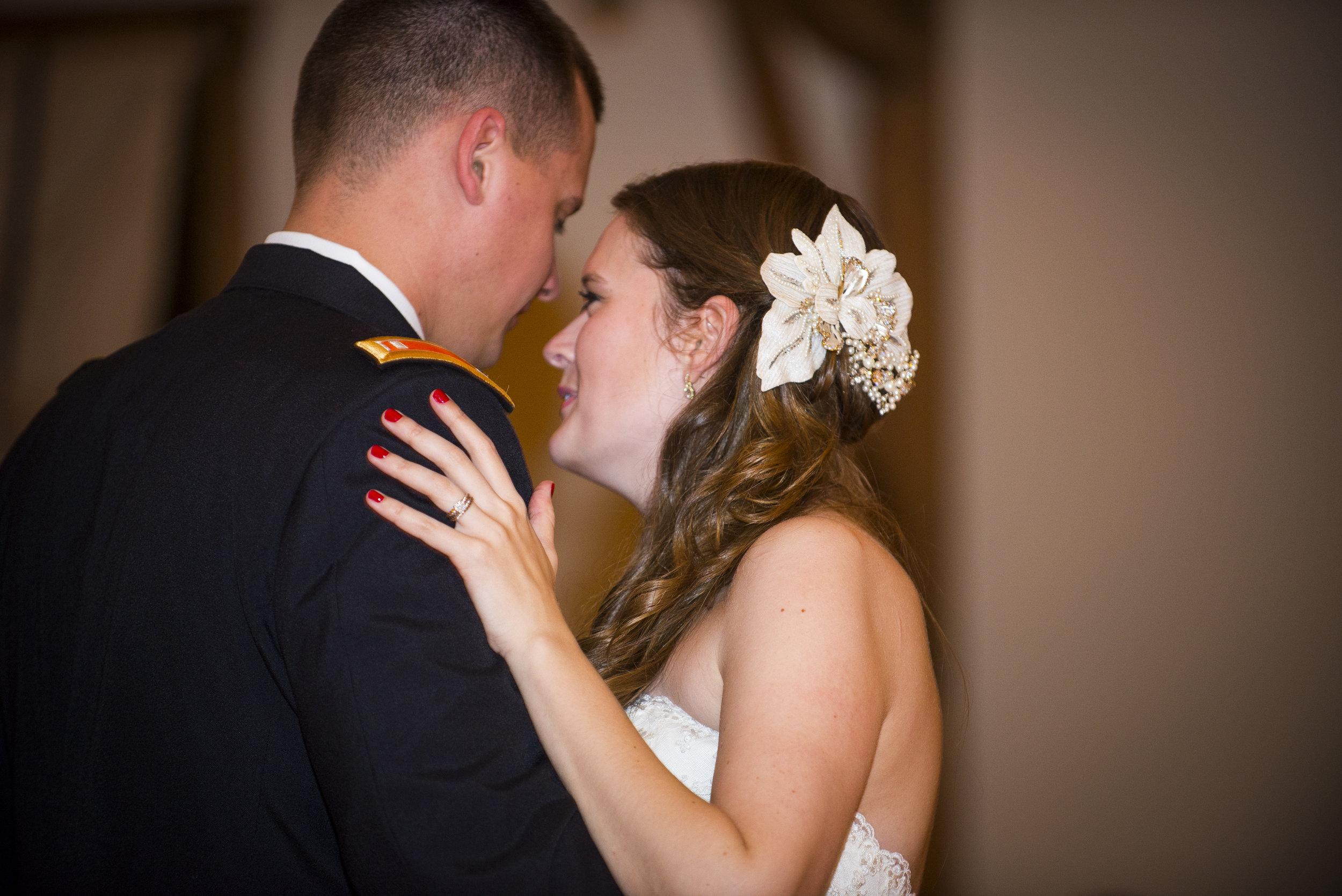 First dance // The Miner Details wedding