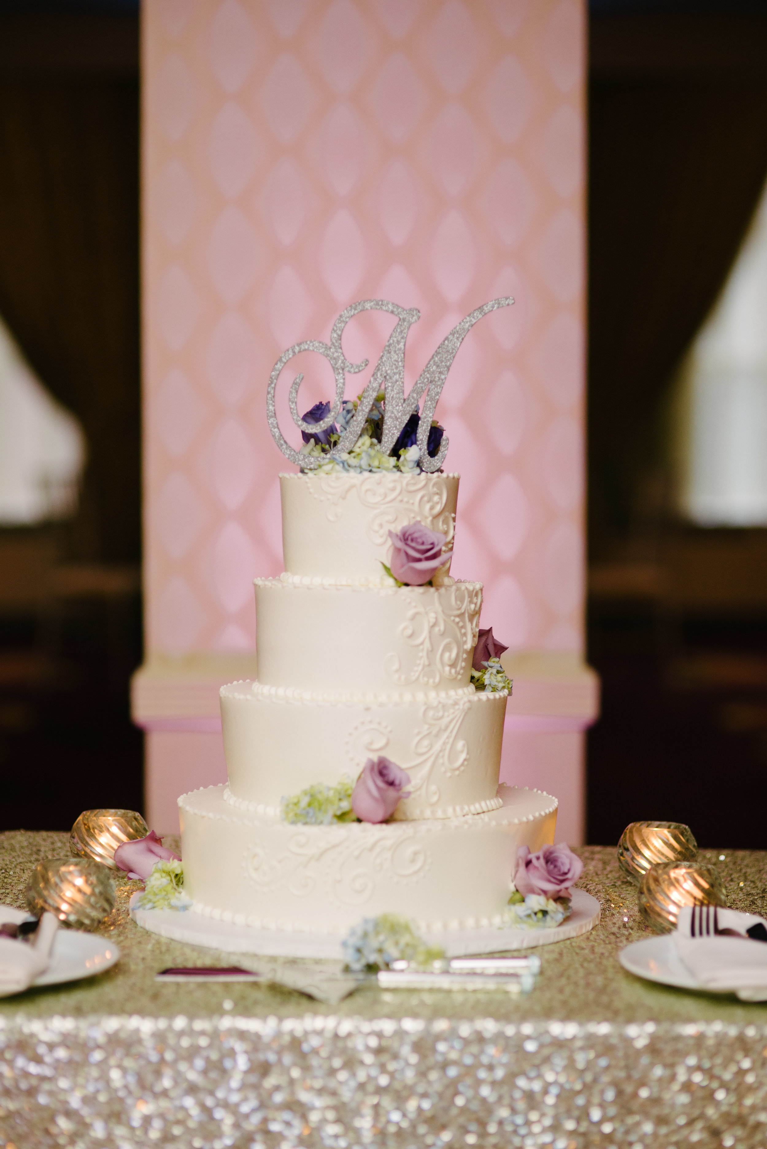 Wedding cake // The Miner Details weddings