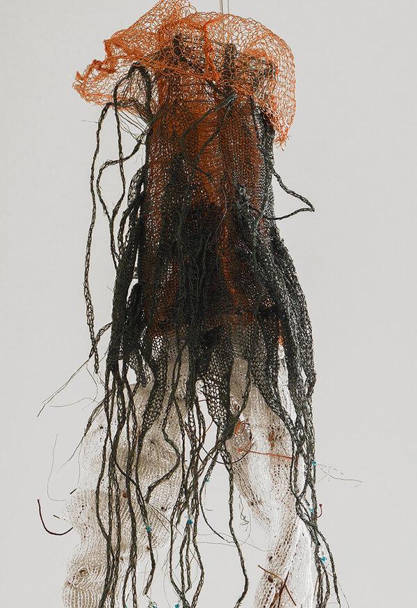 Ranunculus Repens Roots 3 - Detail
