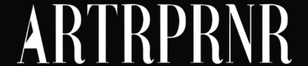 The artrprnr.com feature is the first cross over article about this to the art world - click logo image to read
