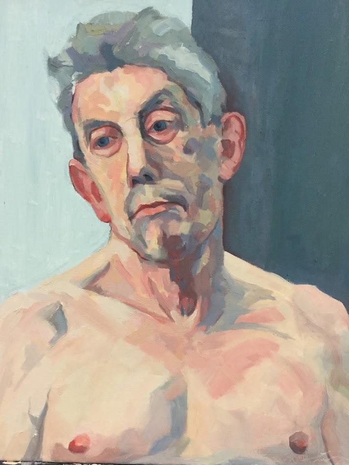 Portrait of Clive