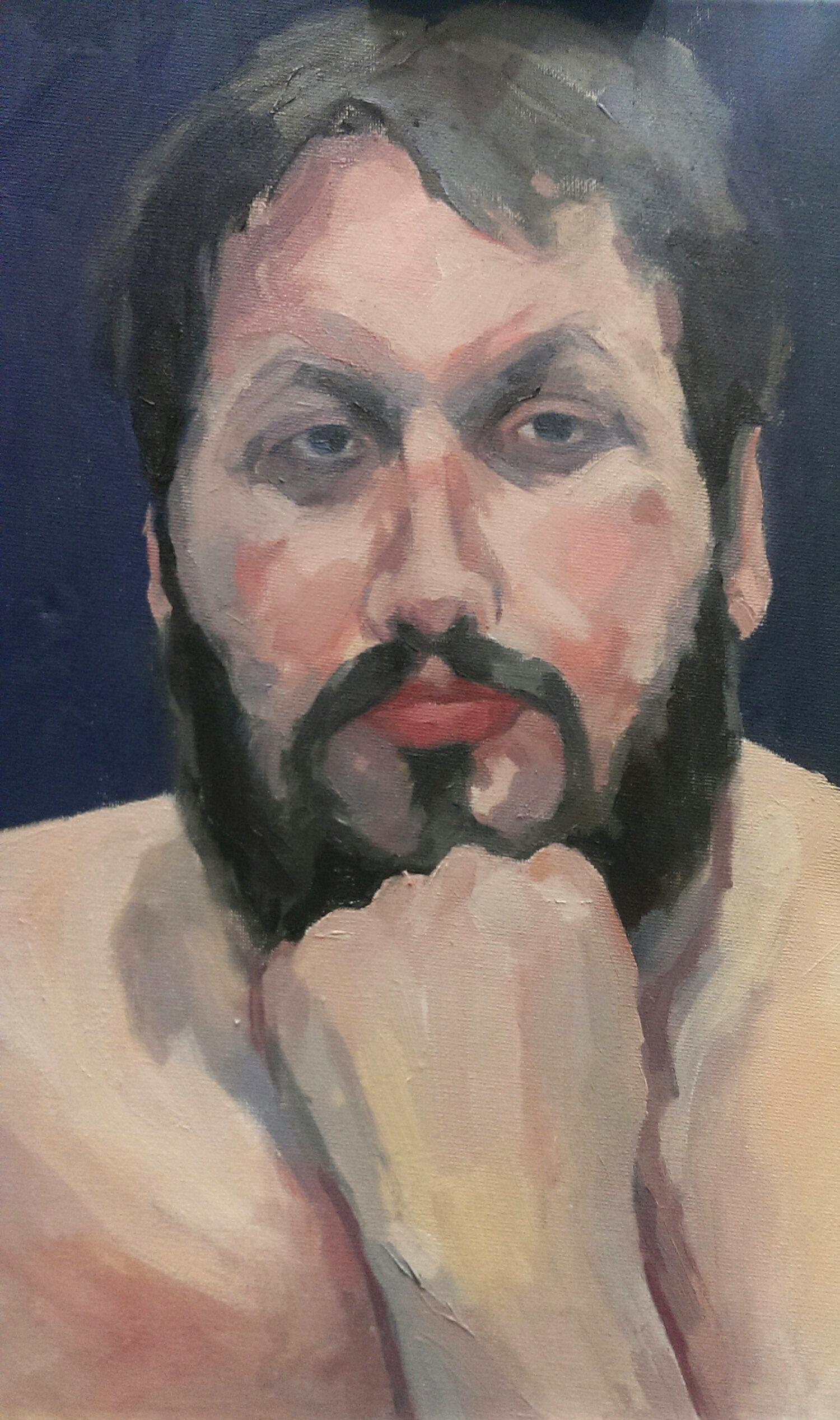 Portrait of Daniel