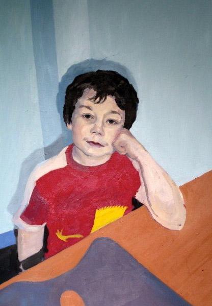 Portrait of Julian