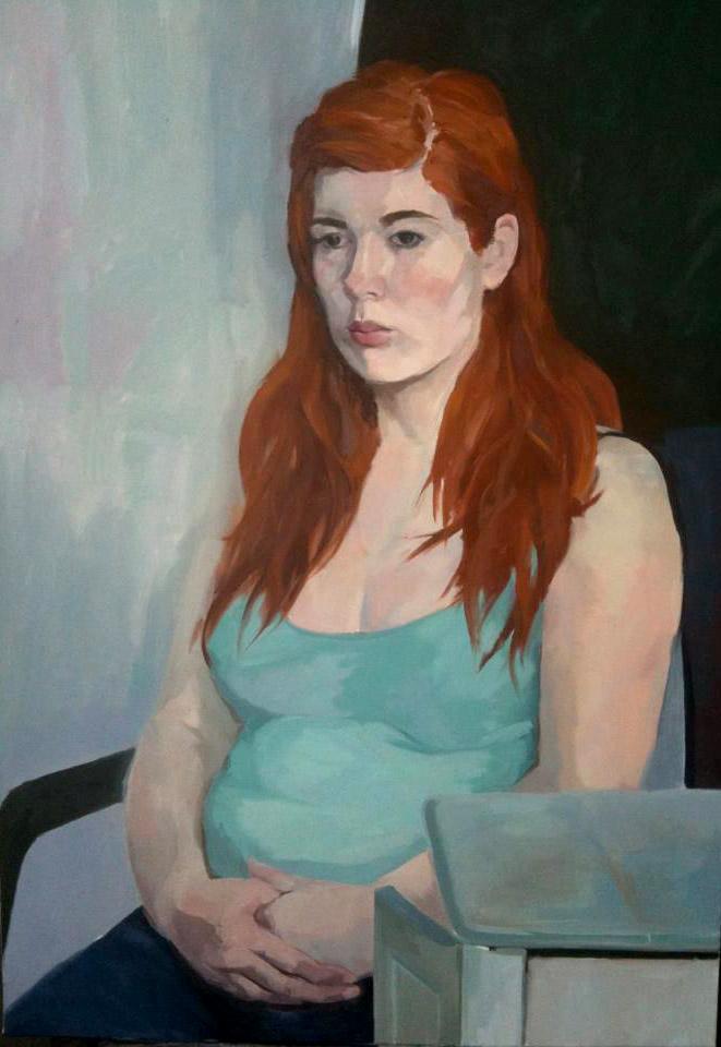 Portrait of Cordelia Scott-Miller