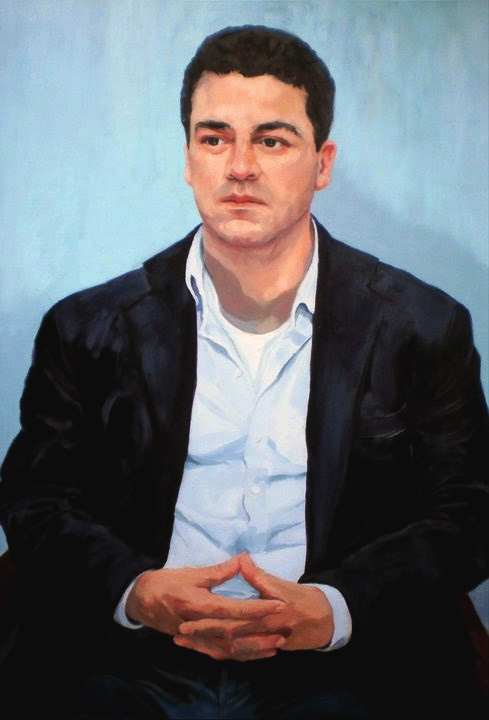 Portrait of Damien Gervais