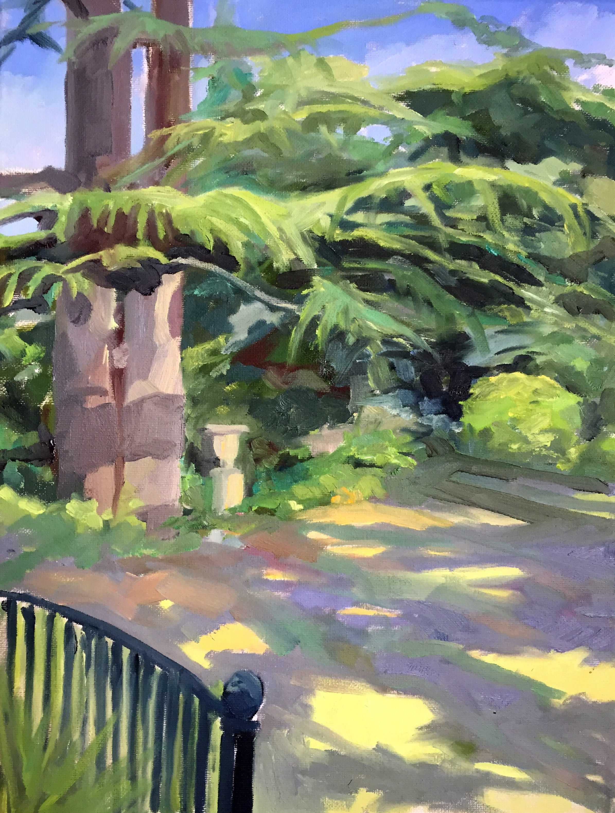 Paul's Garden, Barnes