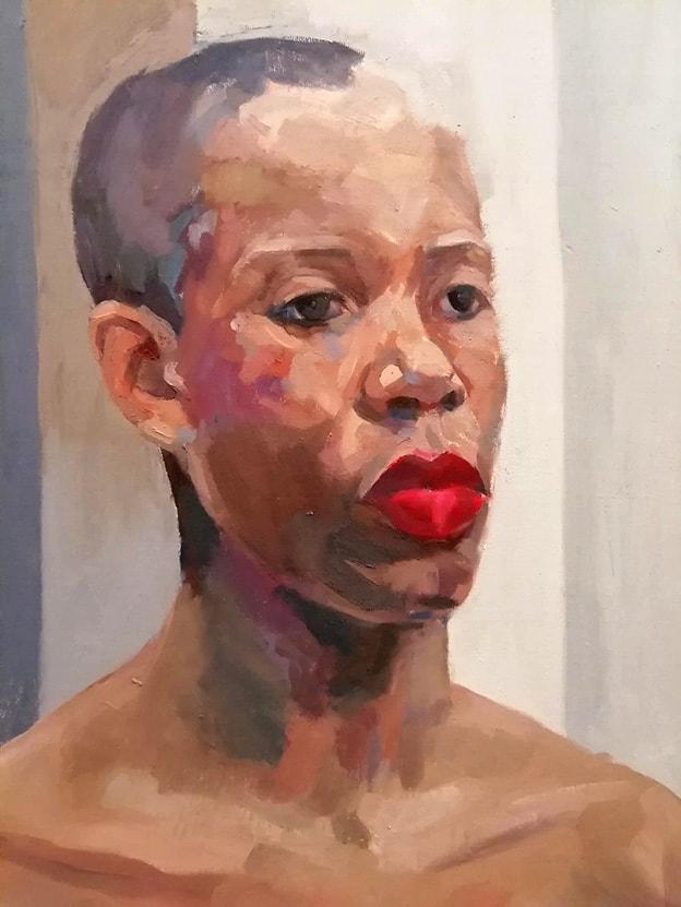 Portrait of Devine