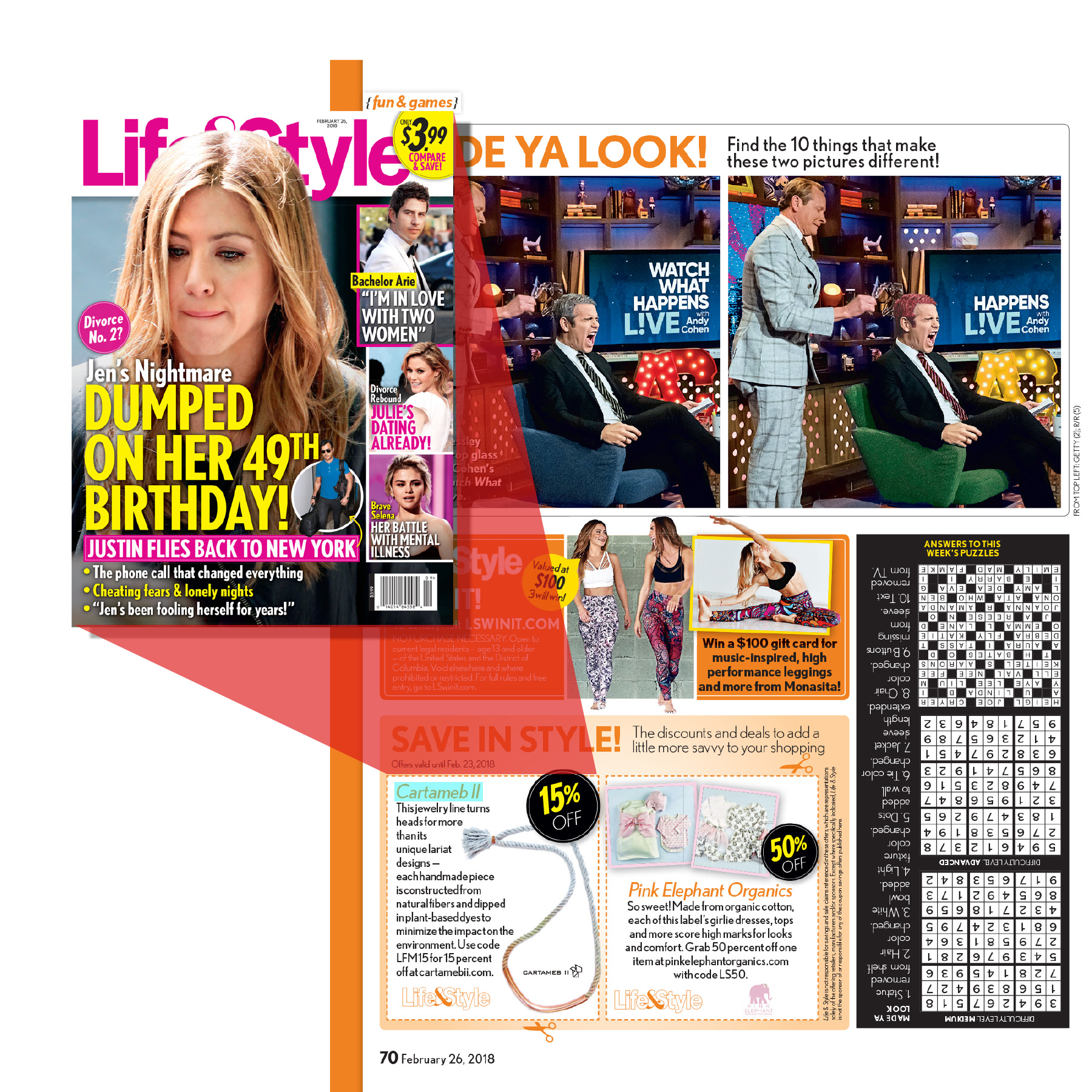 Life&Style Magazine   Savvy Shopping - Thanks to @ChicExecs Marketing featuring Smile Curve Necklace