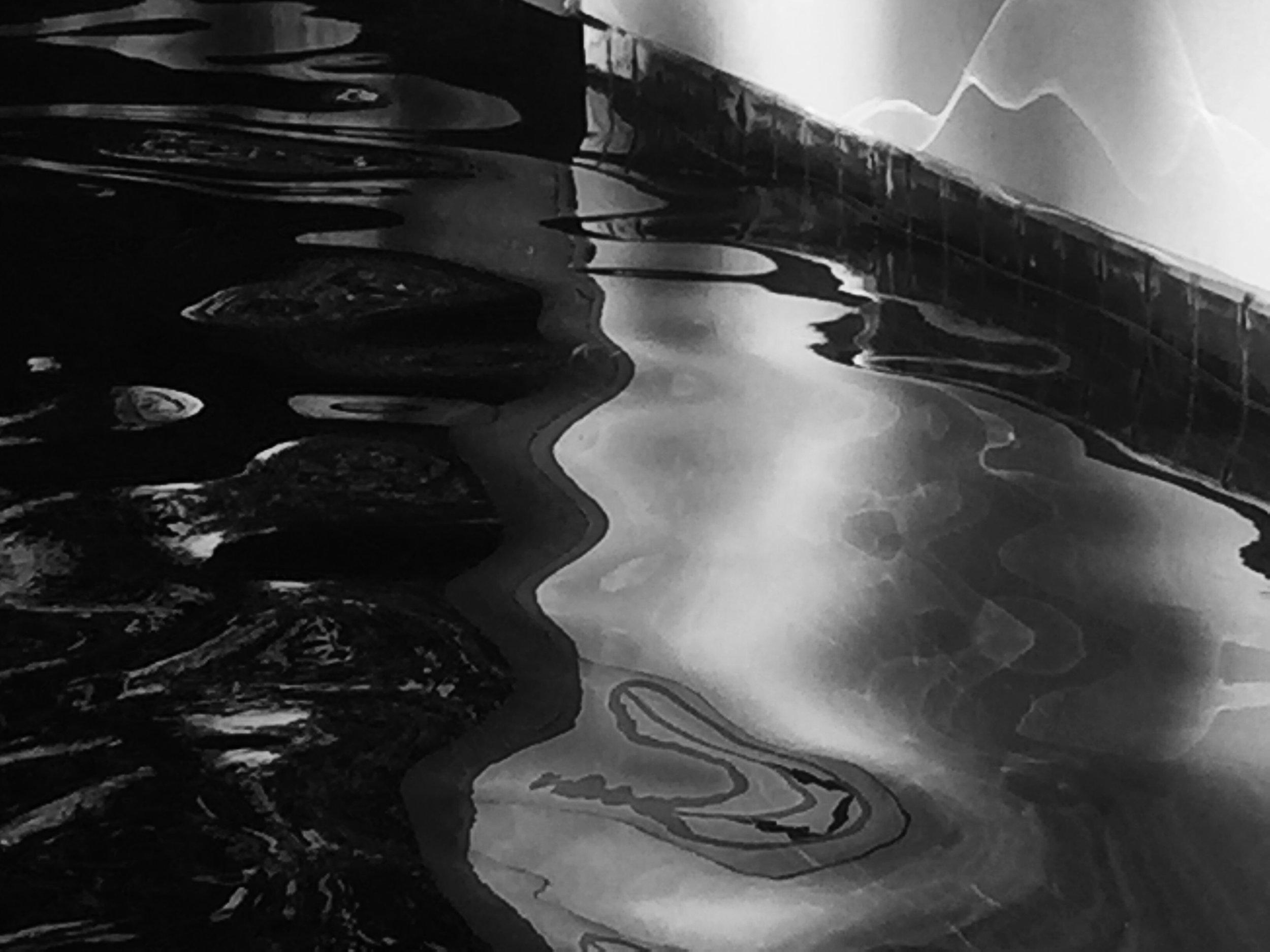 Black water Pool Sentosa