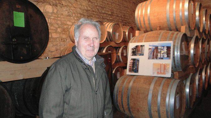 René Petrich, Les vergers de ducy