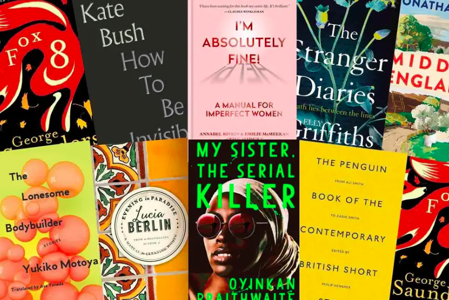 Best new books to read right now - Brexit, social media, a sociopathic sister and a fox with a poetic soul all feature somewhere in this round up of books you should be putting on your wish lists – or treating yourself to – right now. Full story here.(Evening Standard)