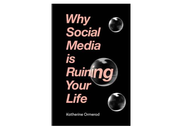 "Anti-social media - ""Katherine Ormerod, fashion journalist and influencer, is talking to me about social media. Or, more specifically, why social media is ruining my life. It's probably ruining yours too, especially if, like the average person, you touch your phone 2,617 times a day."" Full story here.(Metro)"