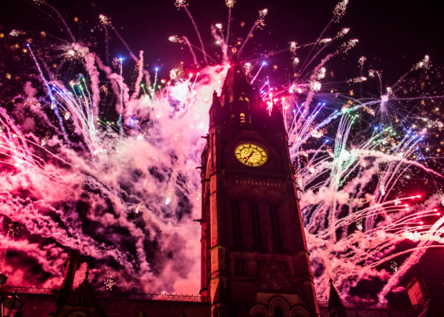 Manchester Diwali 2016