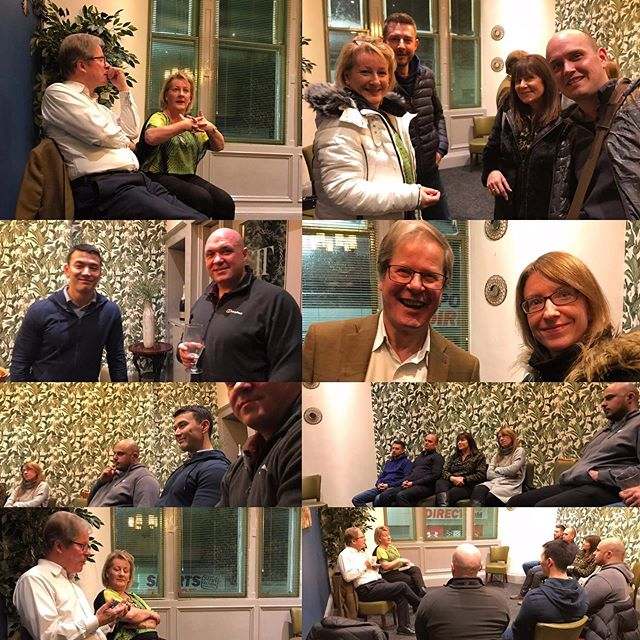 A big 🙏 to our very generous speakers last night. Geraldine & John we're highly entertaining & full of generous & insightful thoughts on  not just our Property journeys but also life's rollercoaster. #topnight #networking #ayrshirenetworking #ayrshire #choosetoclimb #property #propertynetworking #investornetwork #leverage #together #partnership #mentorship #thejourneyisthedestination #dyadproperty #ayrshirepropertyconnect #🏘