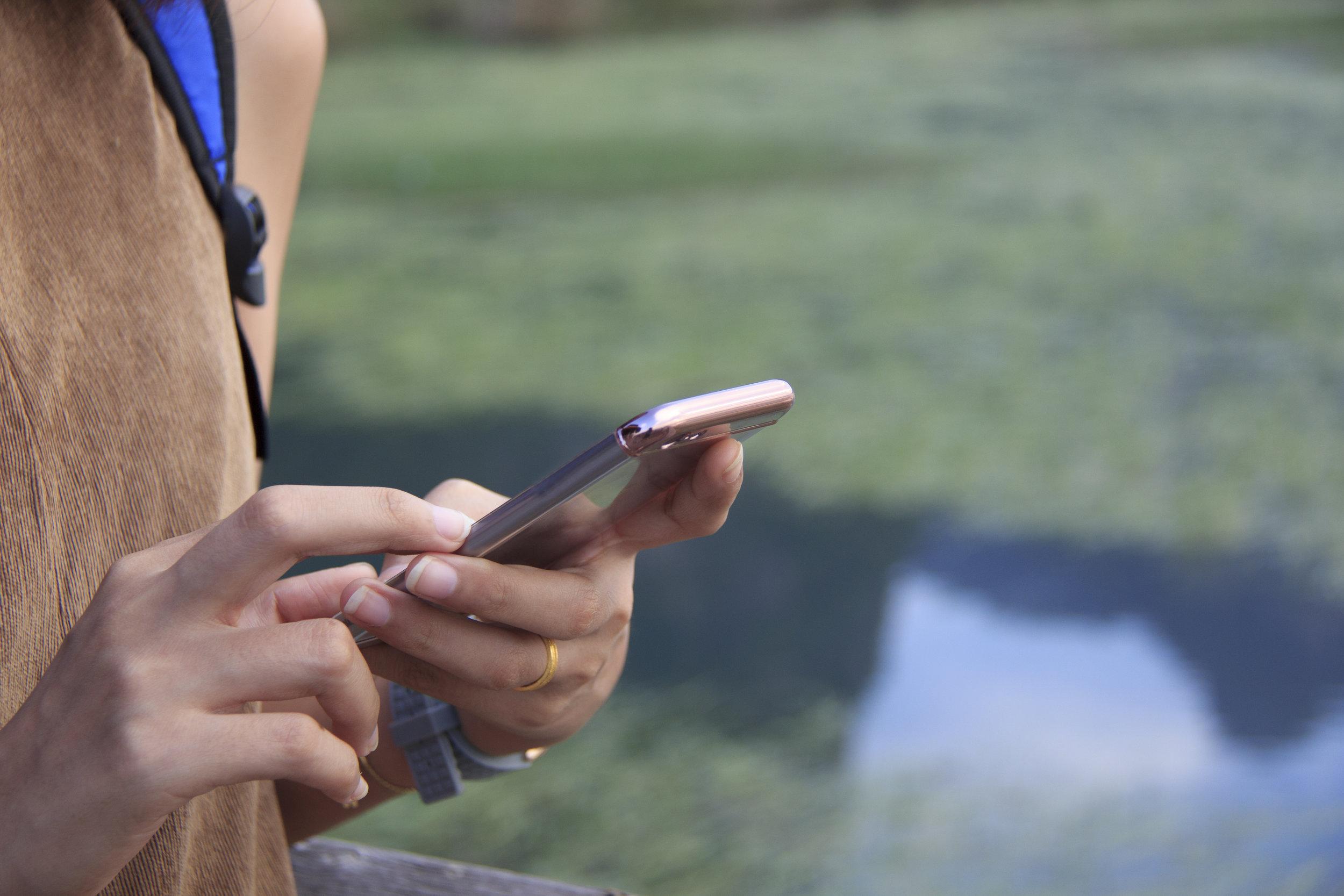 Social media advertising -