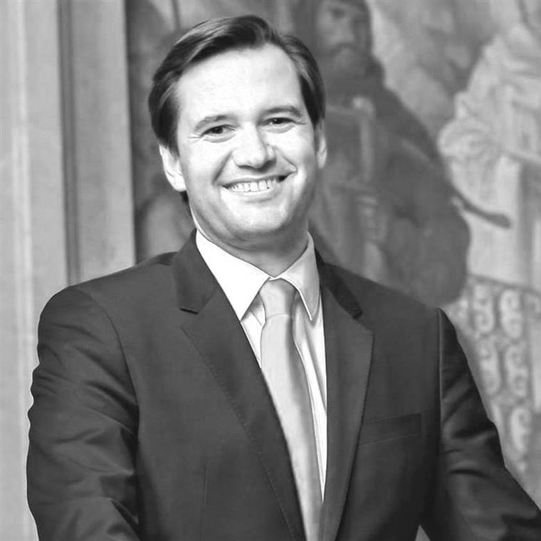 RicardoBaptista Leite MP, Parliament of the Republic of Portugal