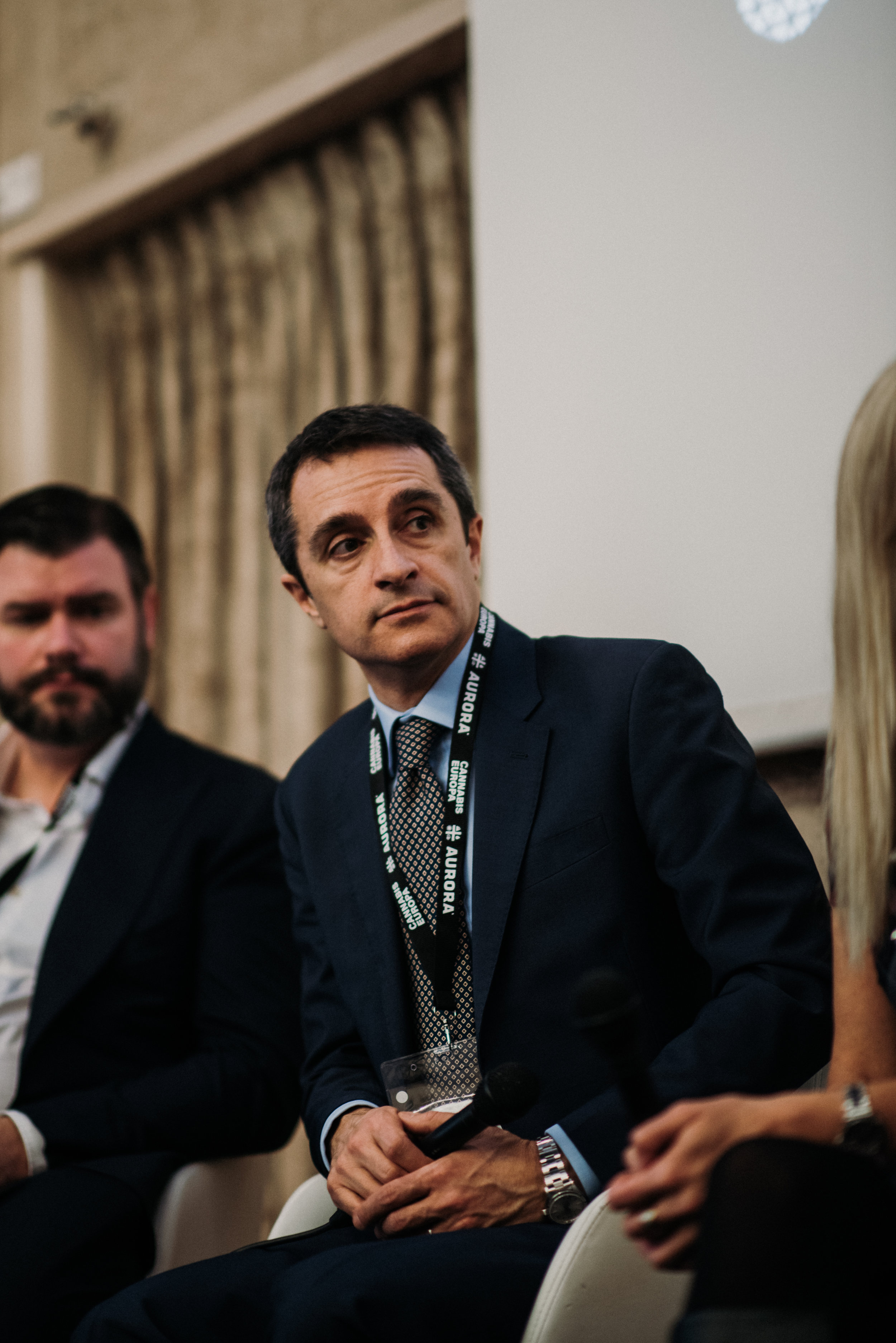 """""""It is an exciting time for the cannabis industry in Europe and we look forward to discussing how EMMAC is capitalising on the opportunities presented by this rapidly evolving market."""" - - Antonio Costanzo, CEO EMMAC and speaker at Cannabis Europa Paris 2018"""