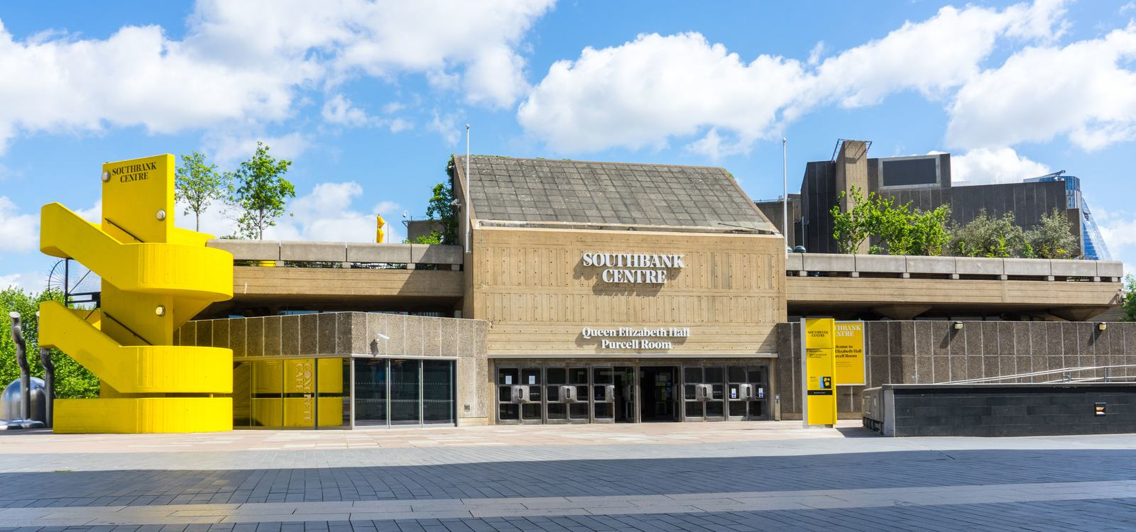 - The Southbank Centre is the UK's largest arts centre and one of the UK's top five visitor attractions, occupying a 17 acre site that sits in the midst of London's most vibrant cultural quarter on the South Bank of the Thames.