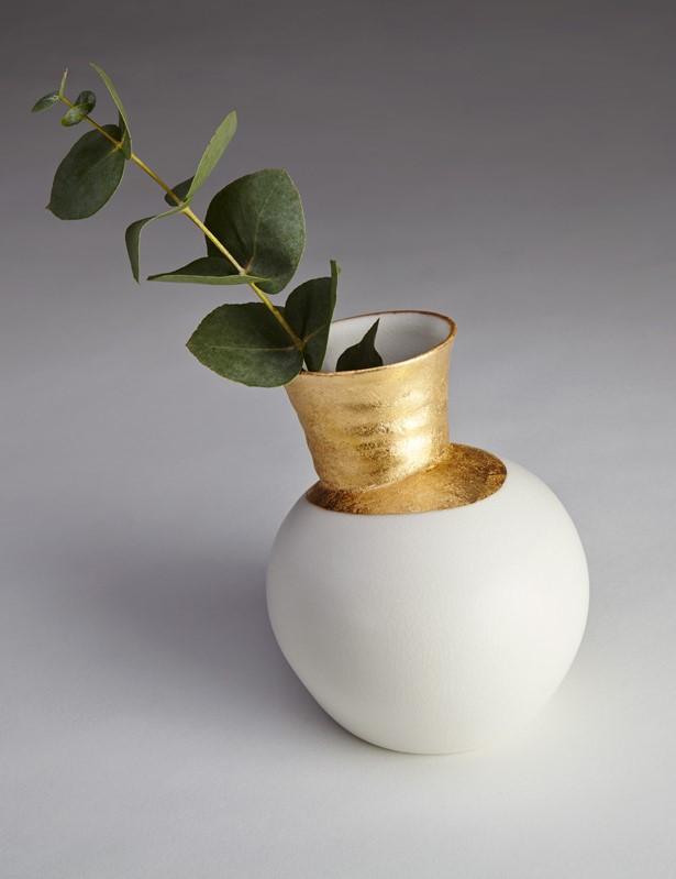 Jo Davies_Gilded SPeak Vase (2).jpg