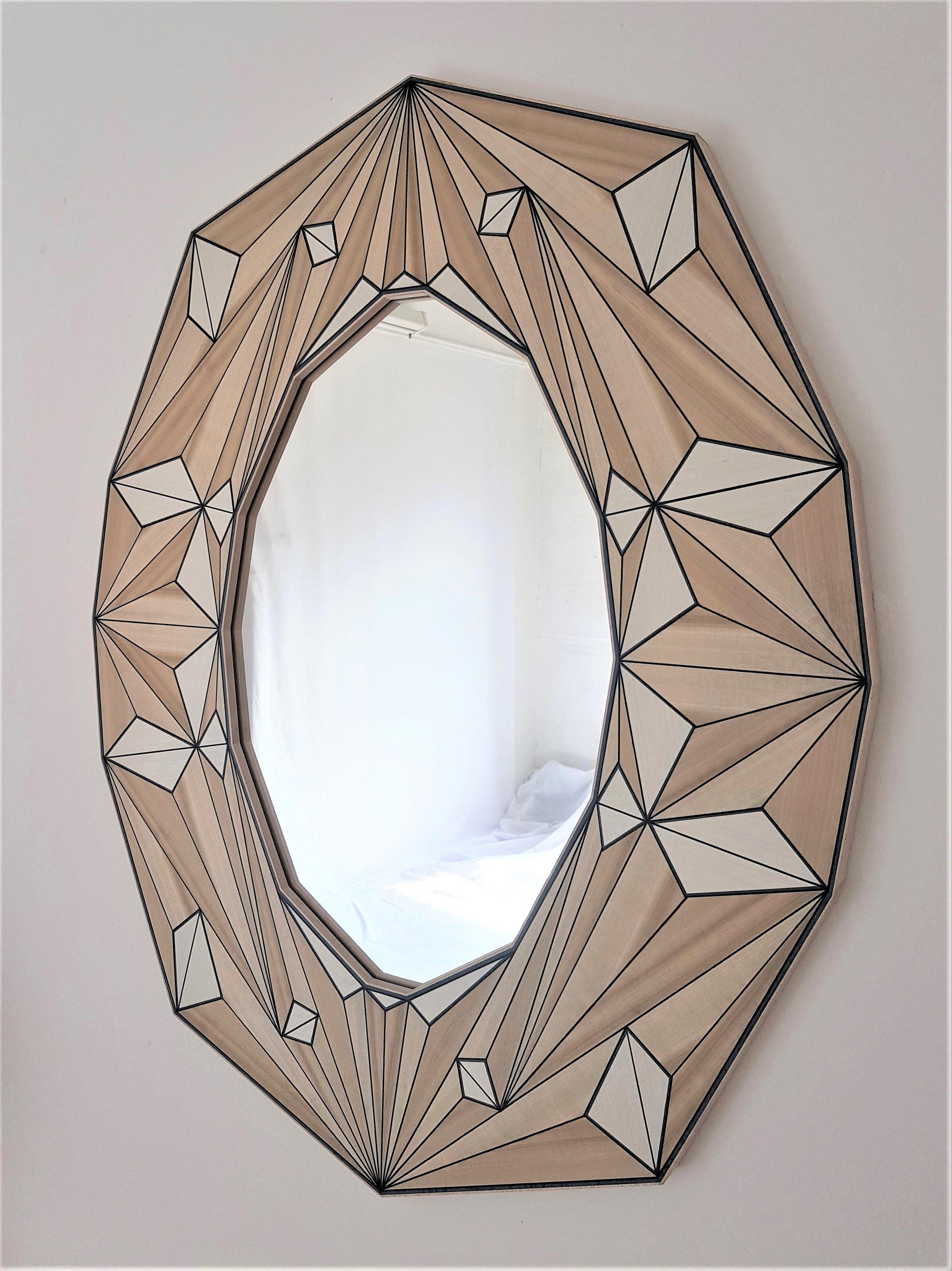 1. Spatial Geometry I - hung vertically -h 1215mm x w 985mm -Christine Meyer-Eaglestone.jpg