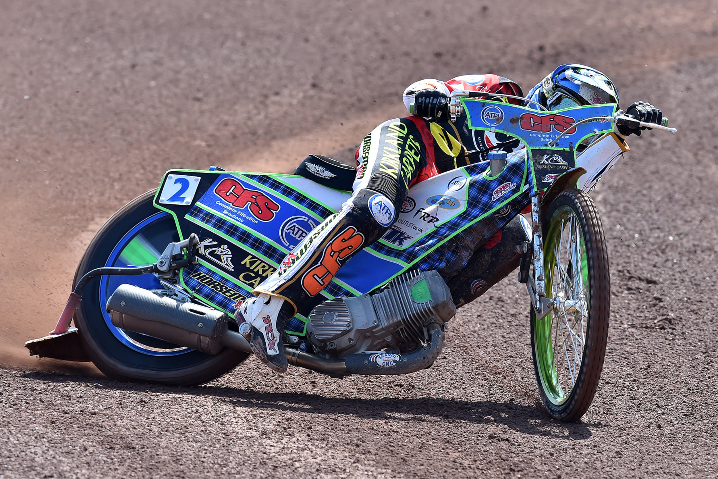Speedway action returns to Manchester in two months!