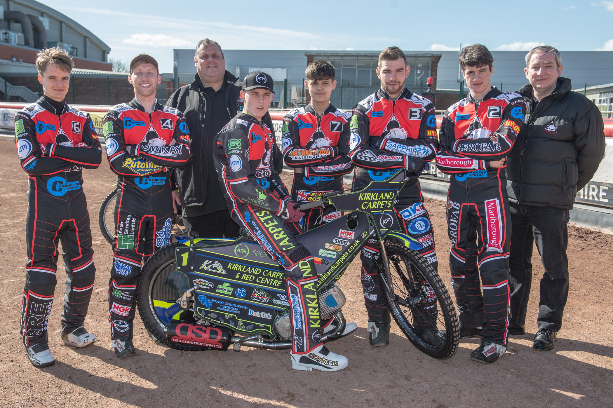 The 2019 Belle Vue 'Cool Running' Colts