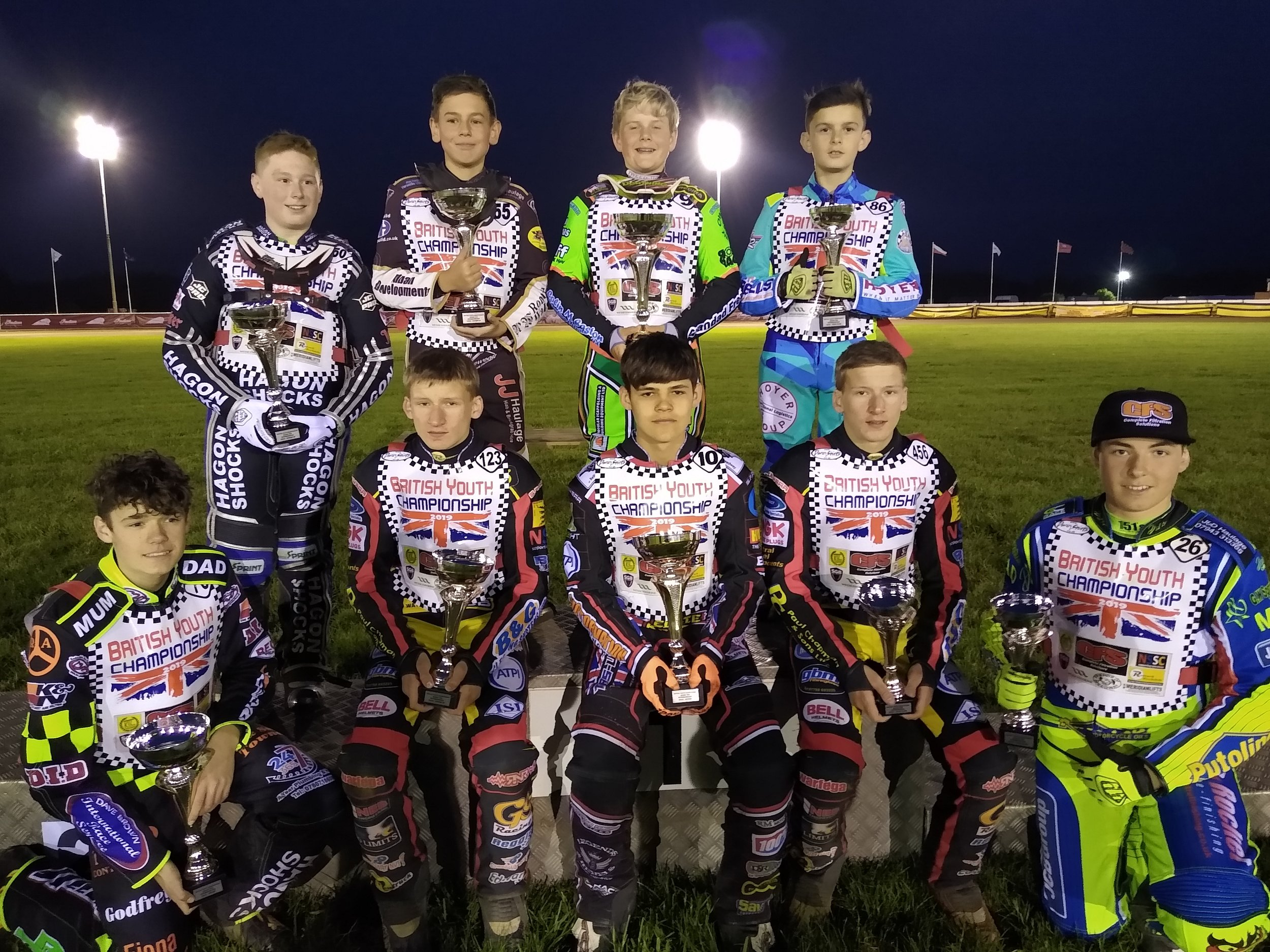 Round 4 of the British Youth Championships comes to Belle Vue on June 22