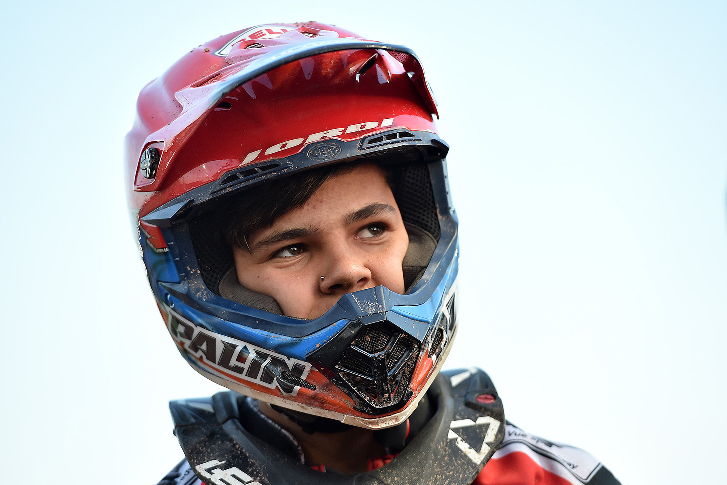 Jordan Palin stormed to a 15-point maximum at Cradley, unbeaten by any opposing rider.