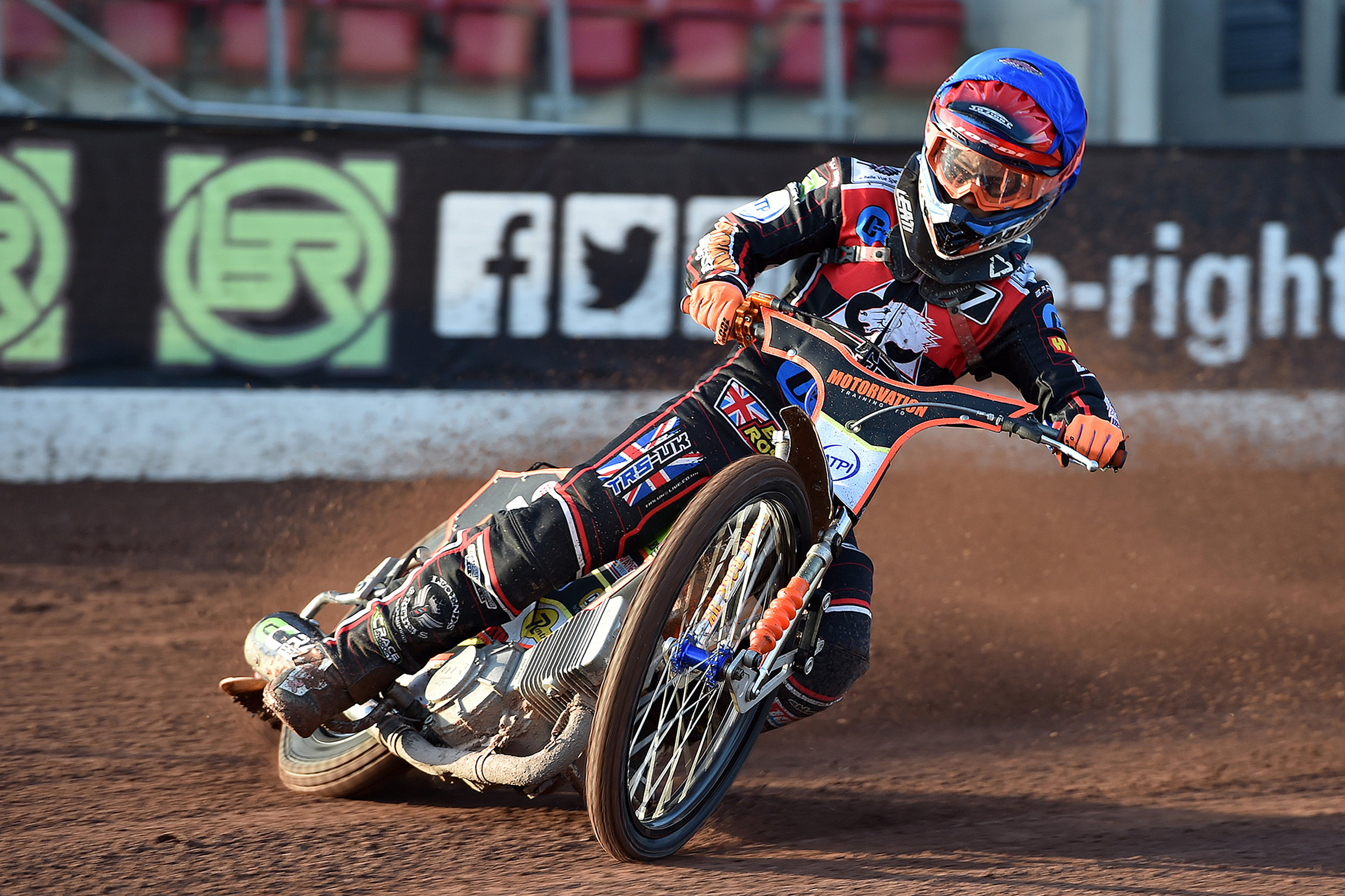 Jordan Palin moves up to No.1 for Belle Vue's clash with Mildenhall on an average of 9.45 from 2.00