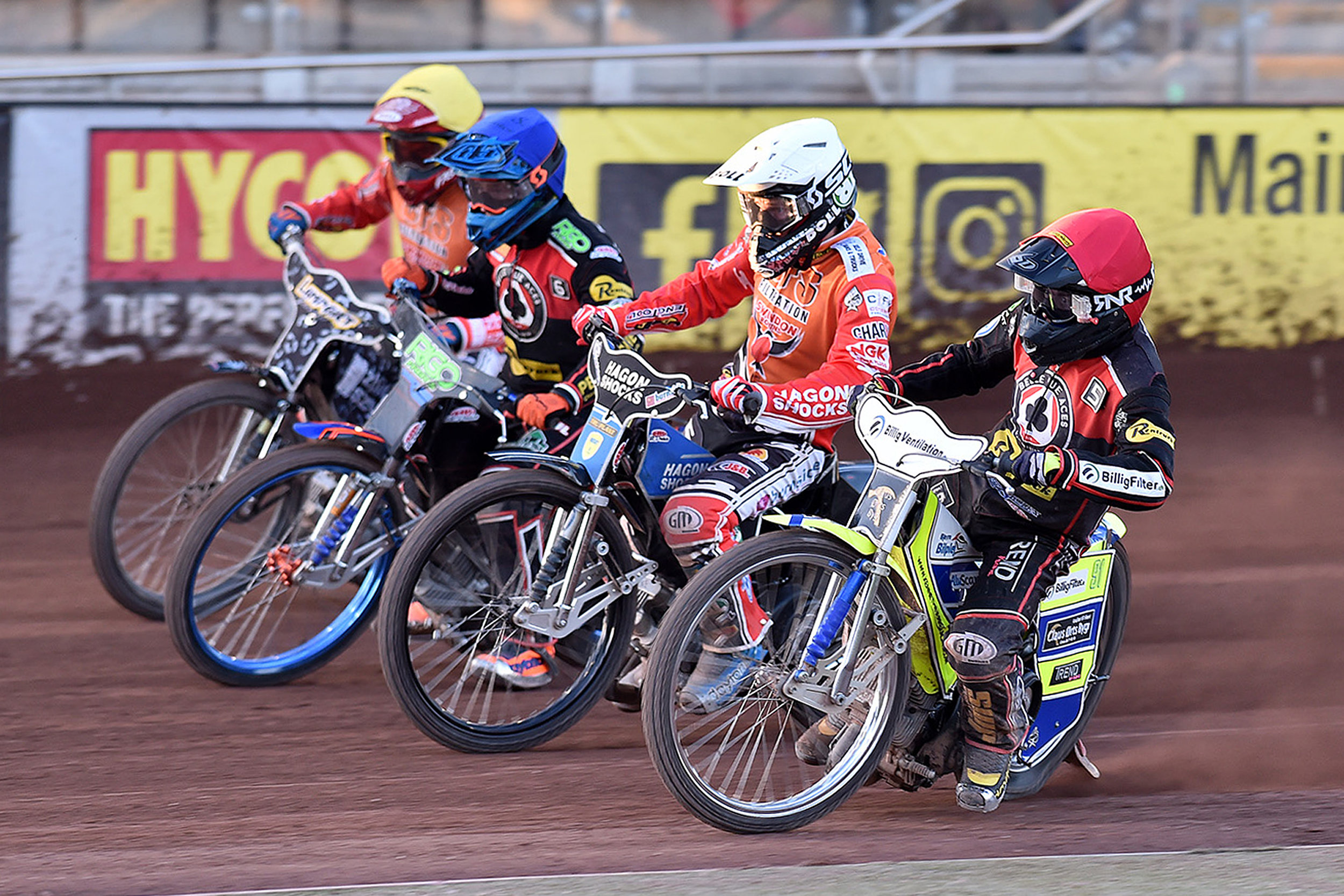 The Rentruck Aces reigned supreme over Swindon when they visited Manchester last month