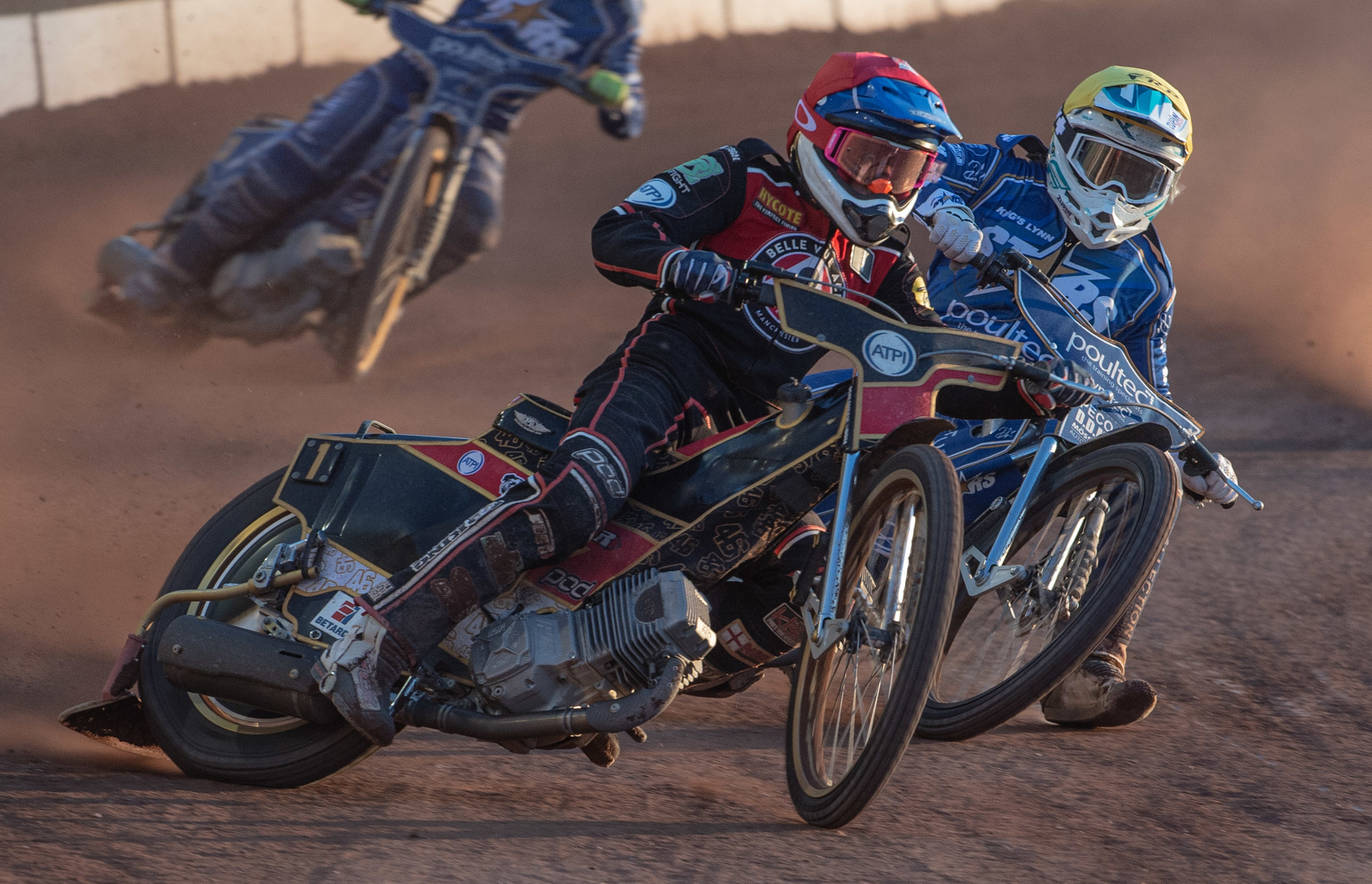 Belle Vue reigned supreme against the Stars in Manchester, but can they replicate in Norfolk?
