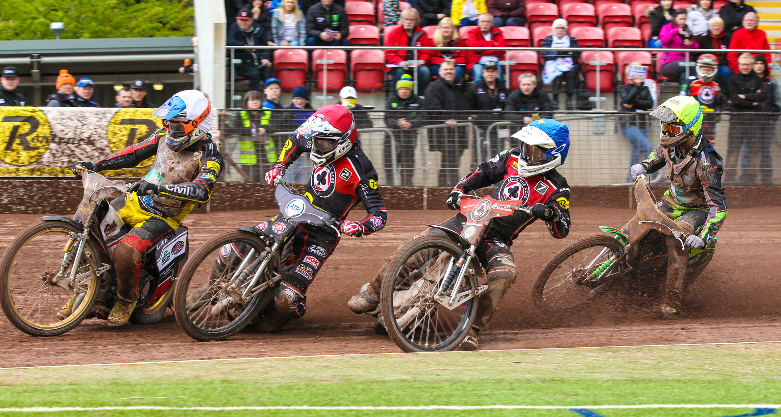 Poole forced the Rentruck Aces into a 45-45 draw in their last encounter in Manchester