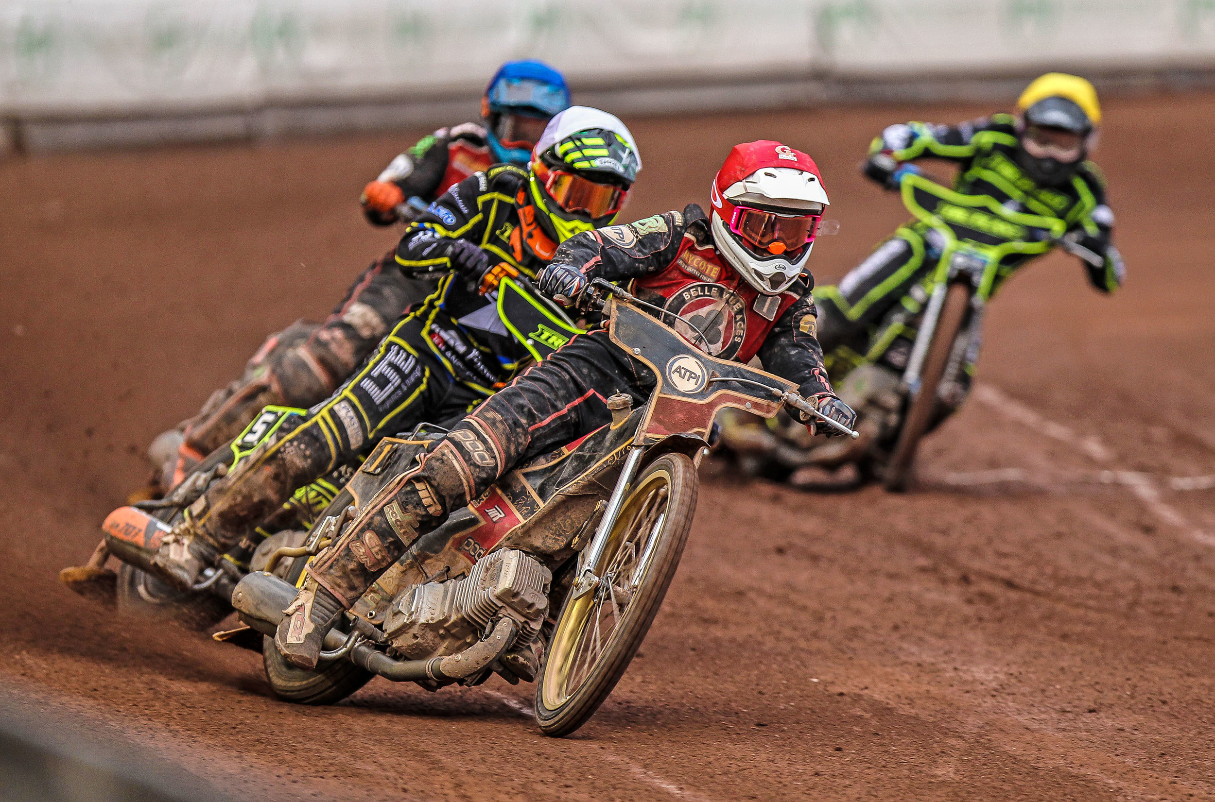 Max Fricke stormed to another unbeaten 15-point maximum