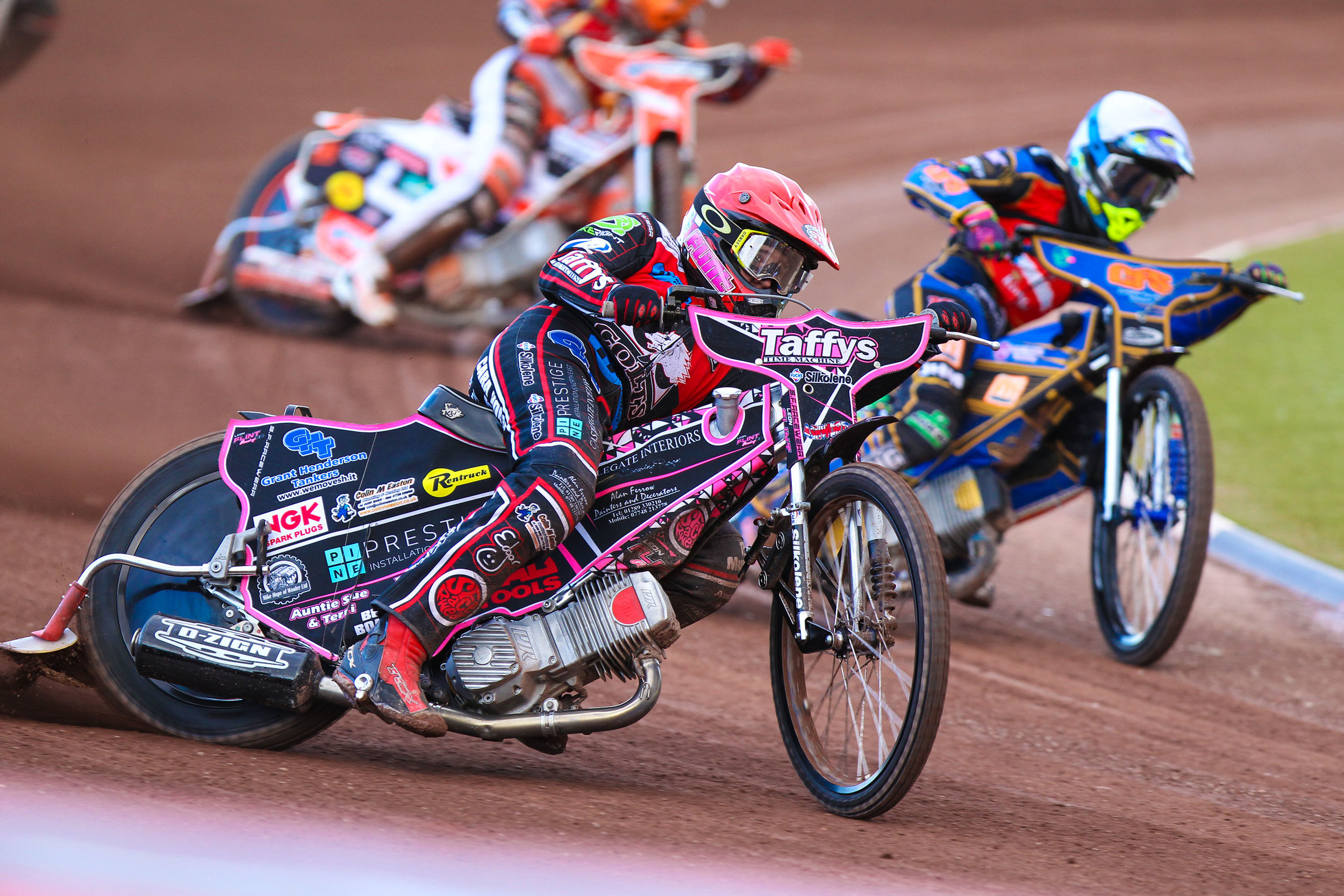 Leon Flint will miss Thursday's home meeting after crashing out at Berwick at the weekend