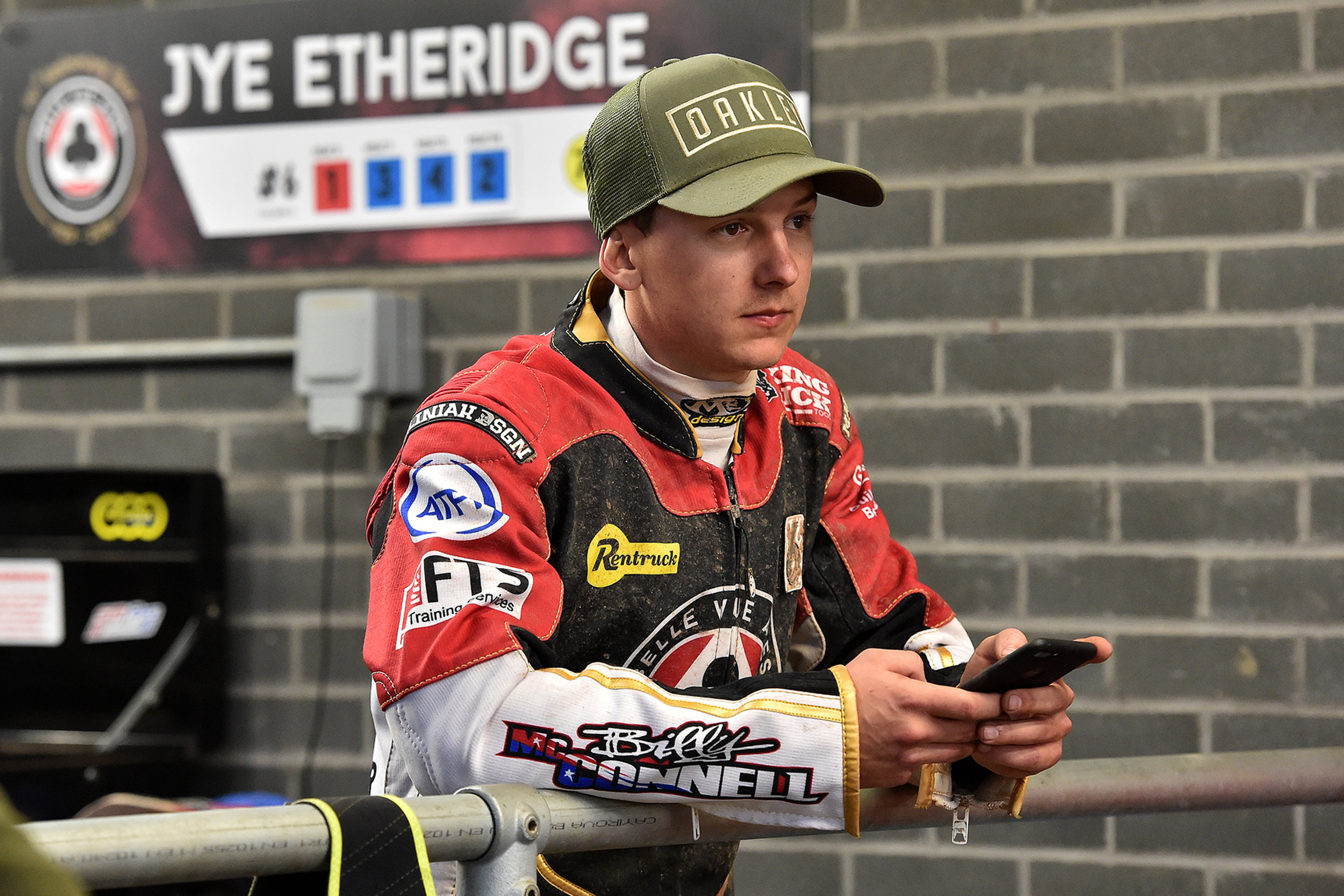 Ex-Belle Vue Ace Jye Etheridge will stand in for Nikolaj Busk Jakobsen