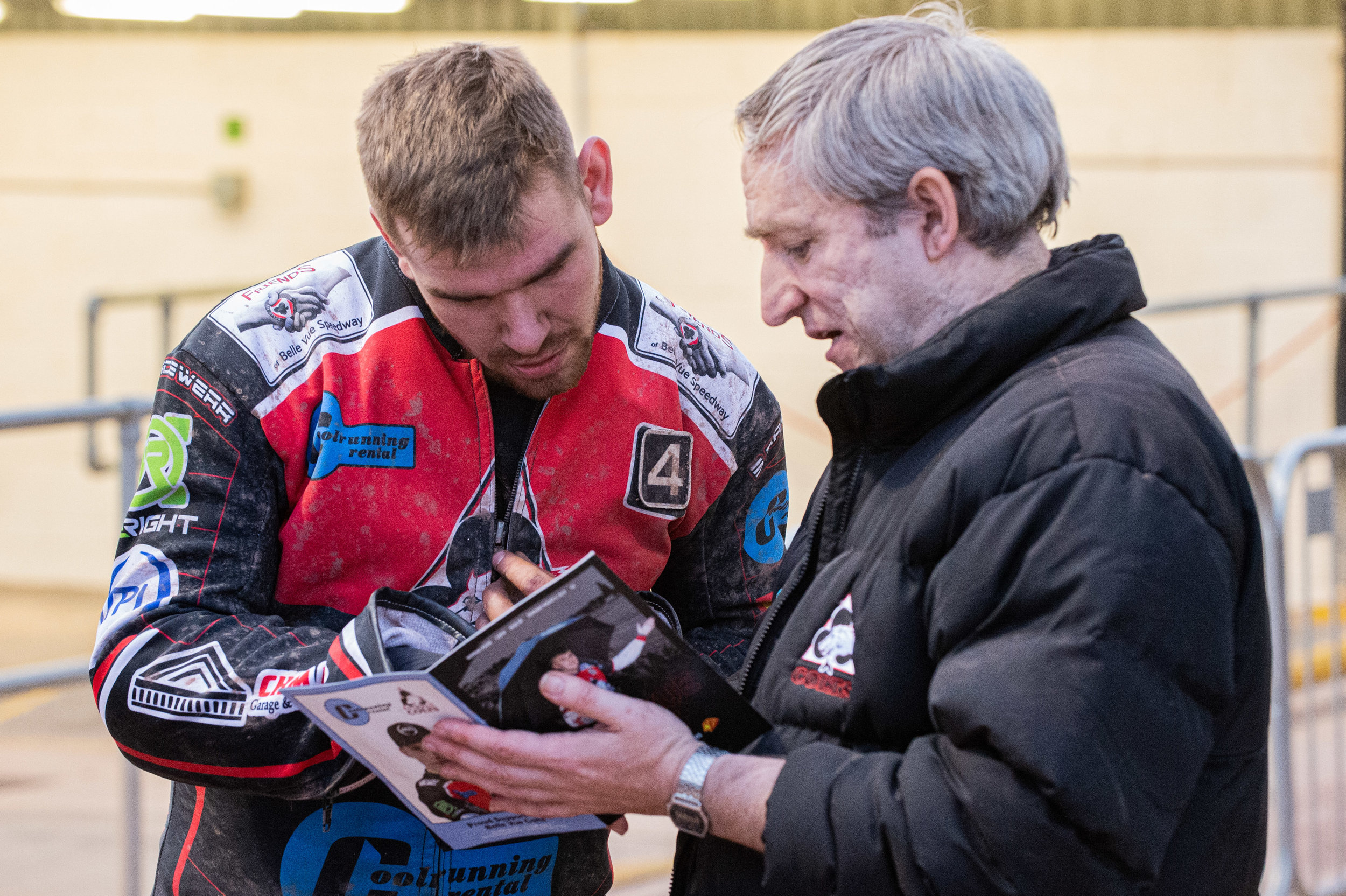 It's a big night for Belle Vue as they travel to Sittingbourne, Kent