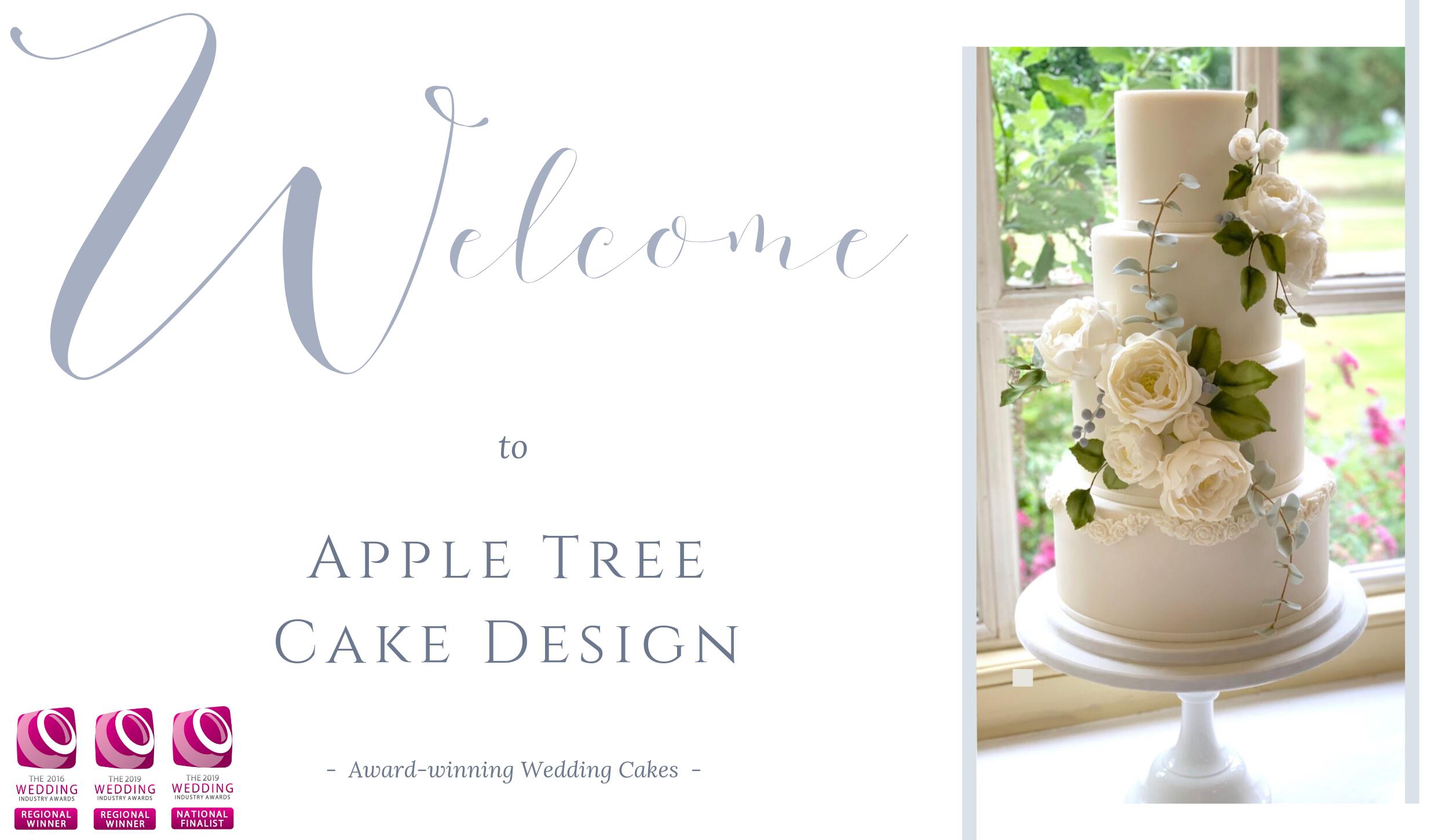Handmade winter blossom sugar flowers on the wedding cake called '   Alexandra   '