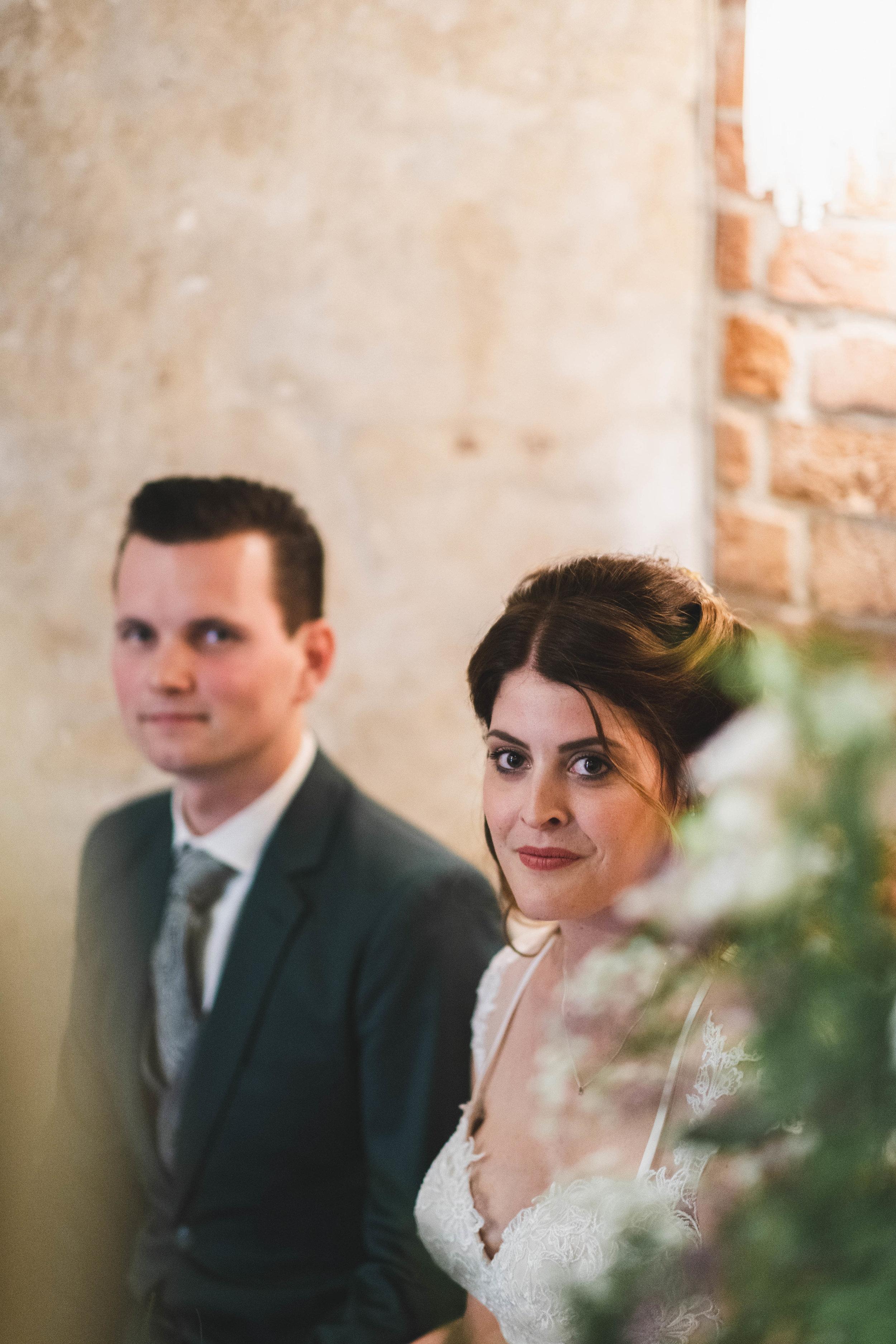 Tijdens een trouwreportage probeer ik zo onopvallend mogelijk een mooi verhaal te vertellen over jouw bruiloft.