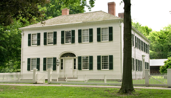 WILLIAMS HOUSE -