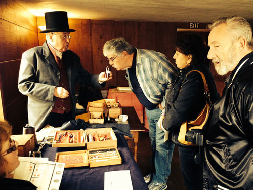 Historic Trade Demonstrations: Early 19th c. Medical Practices with Dr. Jack Richman